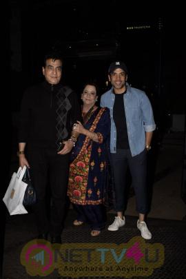 Ekta Kapoor Celebrates Her Birthday In BKC Dinner