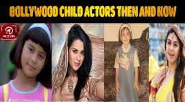 Bollywood Child Actors: Then And Now