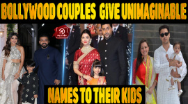 Bollywood Couples Who Give Unimaginable Names To Their Kids