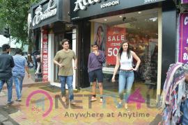 Arbaaz Khan With Girlfriend & Son Went To Bastian Restaurant Hindi Gallery