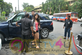 Janhvi Kapoor Came To Bastian Restaurant Hindi Gallery