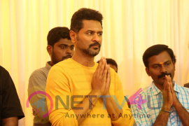 Prabhu Deva Next Movie Title THEAL Stills