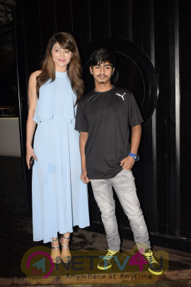 Urvashi Rautela Celebrates Her Brother Birthday