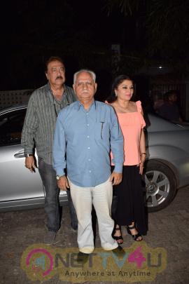 Screening Of Shaadi Mein Zaroor Aana With Many Celebs Photos