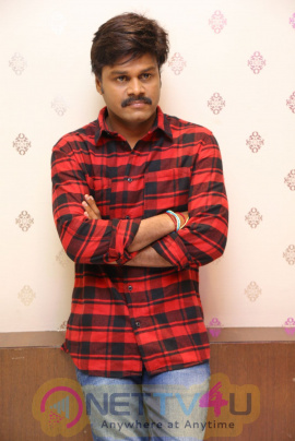 Actor Sapthagiri Interview Stills