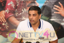 Dil Raju Press Meet About MCA Pics