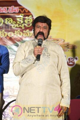 Gautamiputra Satakarni Fans Meet Exclusive Stills Telugu Gallery