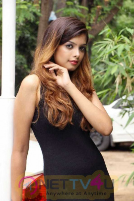 Actress Shiva Srishti Vyakaranam Cute Pics Telugu Gallery