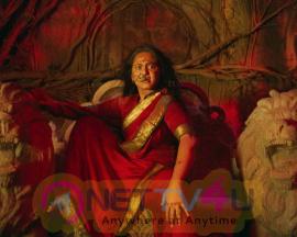Beautiful Actress Anushka Shetty At Bhaagamathie Movie Stills Telugu Gallery