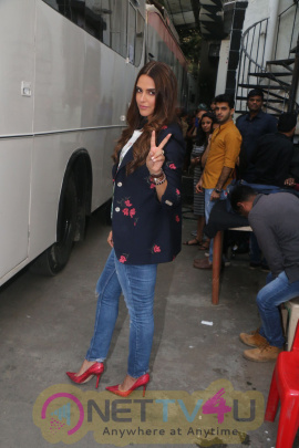 Deepika Padukone With Her Sister Anisha Padukone & Neha Dhupia At The Set Of Jeep Presents BFF's Stills Hindi Gallery