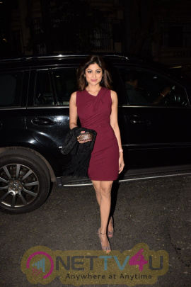 Shamita Shetty, Raj Kundra & Other Celebs Attend At Bipasha Basu Birthday Party Images Hindi Gallery