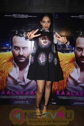 Special Screening Of Film Kaalakaandi With Aditya Roy Kapur,Shruti Haasan & Imran Khan Stills