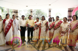 Stills Of Dr.MGR University INDIA BOOK OF RECORDS EVENT  Hindi Gallery
