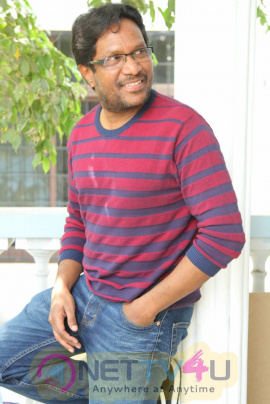 Director Shridhar Marri Good Looking Images Telugu Gallery