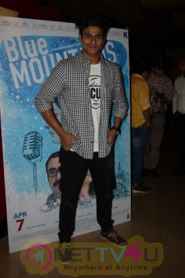 Premier Of Film Blue Mountains With Ranvir Shorey