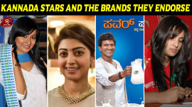 Kannada Stars And The Brands They Endorse