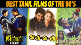 Top 10 Best Tamil Films Of The 90s