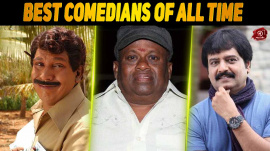 Top 10 Comedians Of Tamil Cinema