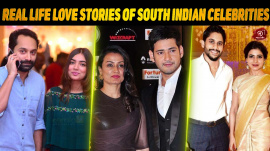 Top 10 Real Life Love Stories Of South Indian Celebrities