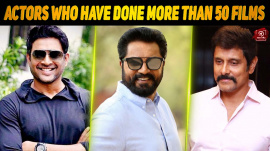 Top 10 Tamil Actors Who Have Done More Than 50 Films