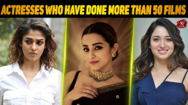 Top 10 Tamil Actresses Who Have Done More Than 50 Films