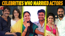 Top 10 Tamil Celebrities Who Married Actors