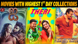 Top 10 Tamil Movies With The Highest Collections On First Day