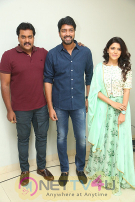 Silly Fellows Movie First Look Launch Event Images