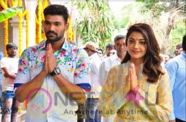 AK Entertainments Production No 17 New Movie Launch Stills Telugu Gallery