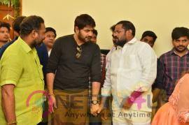 Kothala Rayudu Movie Pooja Photos