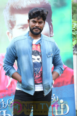 Santhoshathil Kalavaram Movie Audio Launch Photos Tamil Gallery
