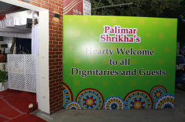 Palimer Shrikhas Vegetarian Food Court Inauguration Photos
