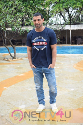 Actor John Abraham Good Looking Stills