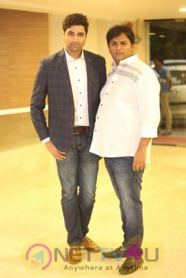Goodachari Movie Success Meet Stills