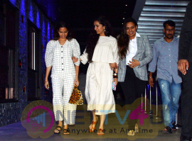 Shraddha Kapoor Went To Hakkasan Restaurant Photos