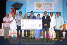 BOFTA 2nd Year Convocation Photos Tamil Gallery
