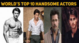 World's Top 10 Handsome Actors