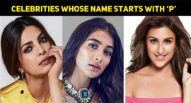 Top 15 Celebrities Whose Name Starts With 'P'