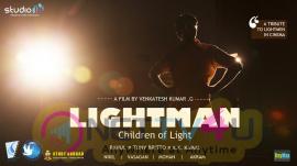 Lightman Tamil Movie New Posters Tamil Gallery