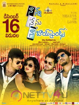 Nanna Nenu Naa Boyfriends Movie  Release Date Posters Telugu Gallery