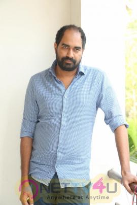 Director Krish Interview Good Looking Images Telugu Gallery