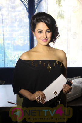 Anita Hassanandani Photoshoot & Launch Of Via Bag Talk Hindi Gallery