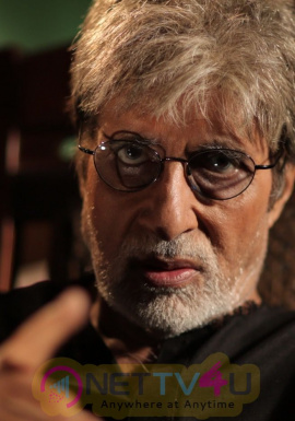 Sculptured Stills Of Amitabh Bachchan Sarkar 3 Movie