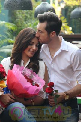 Shama Sikander And James Milliron Celebrates Valentines Hindi Gallery