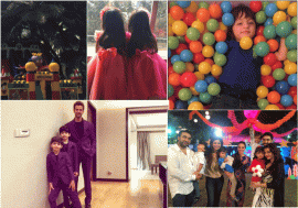 Top 10 Birthday Parties Of Celebrity Kids