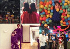 Top 10 Birthday Parties Of Celebrity Kids