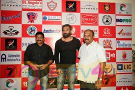 Sunil Shetty Present At Launch Of Supremo Chashak Hindi Gallery