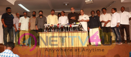 Tamil Ilakkiya Panpattu Peravai Press Meet Stills
