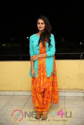 Actress Anika Rao Cute Stills Telugu Gallery