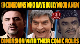 Top 10 Comedians Who Gave Bollywood A New Dimension With Their Comic Roles